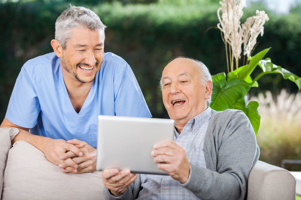 wifi for care homes